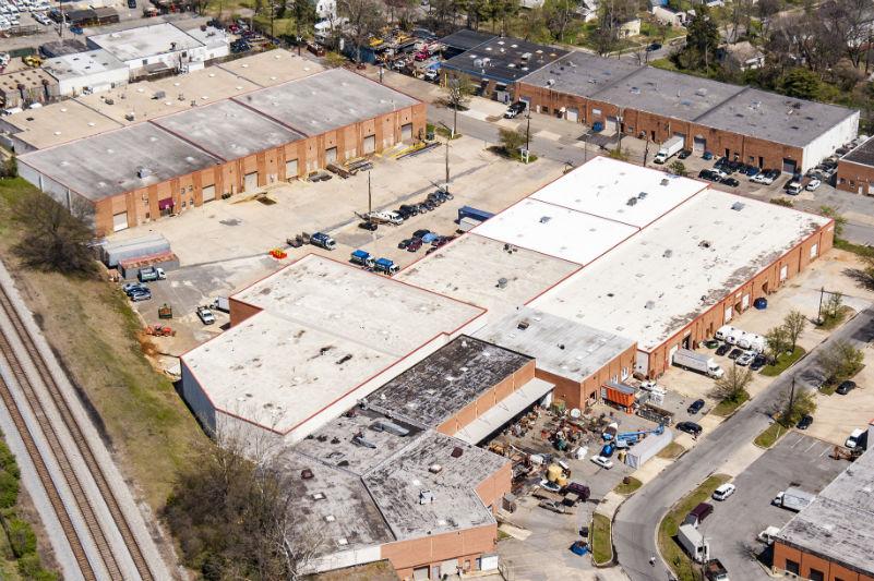 Martin Industrial Hyattsville Md Roofing By Elite